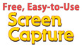 Free and Easy to Use Screen Capture program