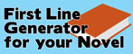 First Line Generator for your Novel