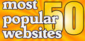 The most popular websites in almost every category
