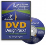 DVD DesignPack for PhotoShop Elements