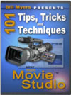 101 Tips and Tricks for Sony Movie Studio